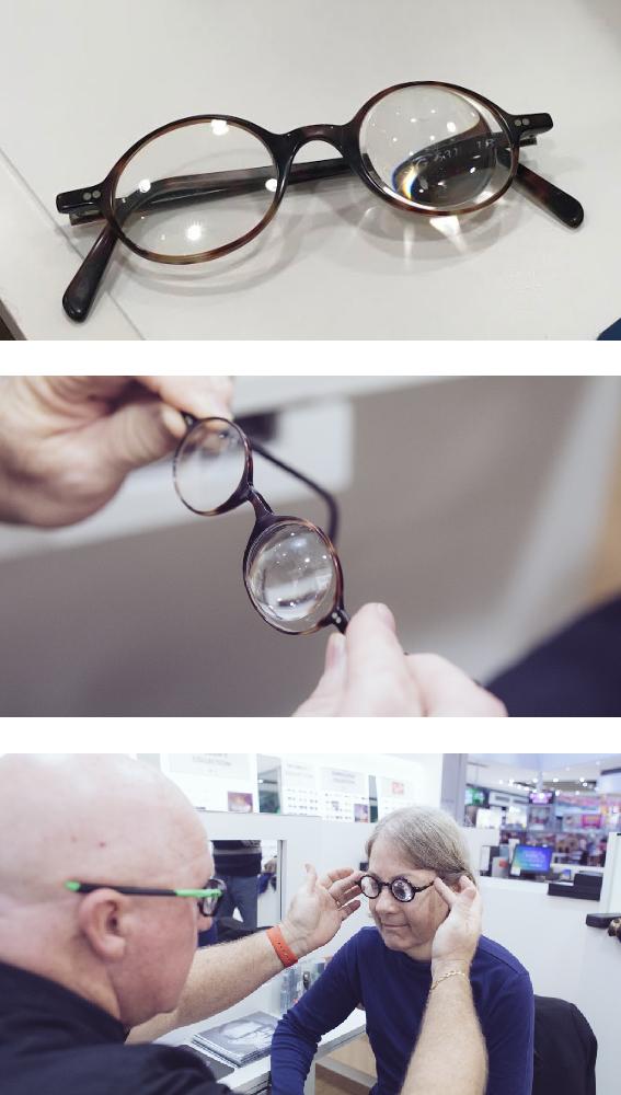 +70D framed lenses