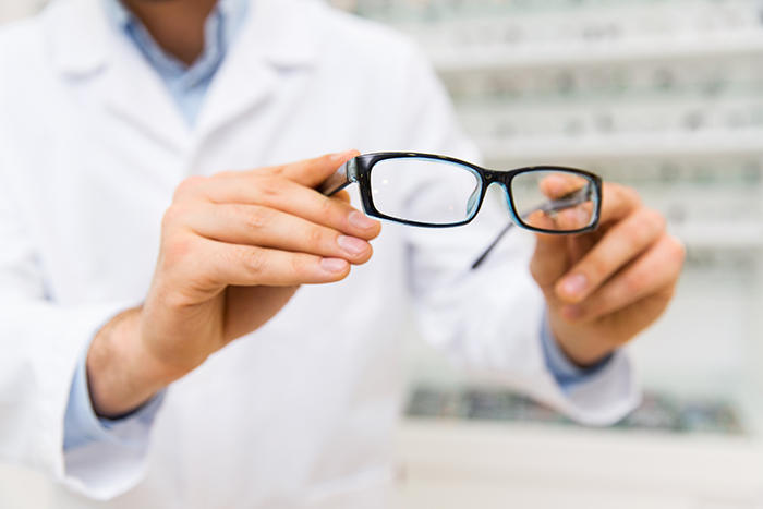 raising the standards and profile of the optician profession