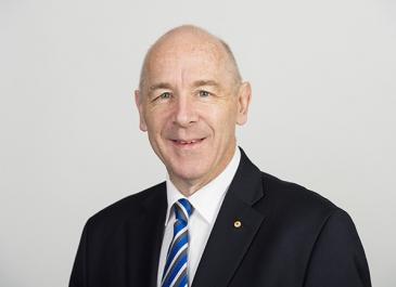 Prof Ian Olver