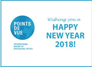 SEASON GREETINGS POINTS DE VUE