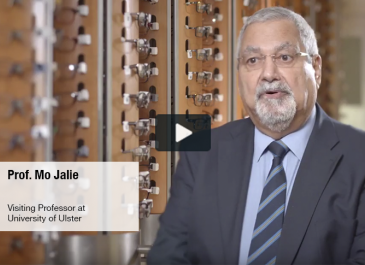 Prof Mo Jalie elaborates on Varilux X Series