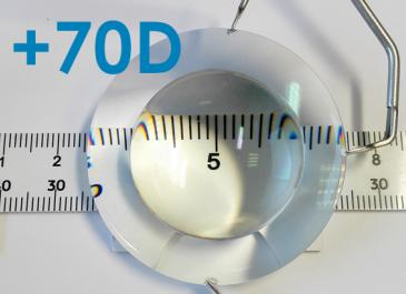 +70D lens record from Essilor