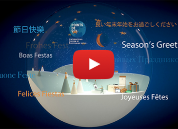 Season's Greetings 2019 by Points de Vue Editorial Board