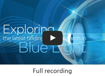 Round Table announcement: Exploring the latest findings & research in Blue Light