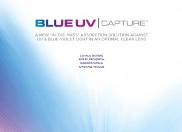 Blue UV Capture