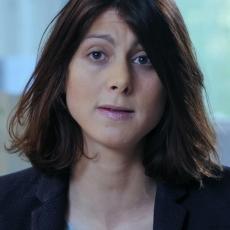 Hélène Maury, PhD, R&D program manager, essilor center of innovation & technology Europe